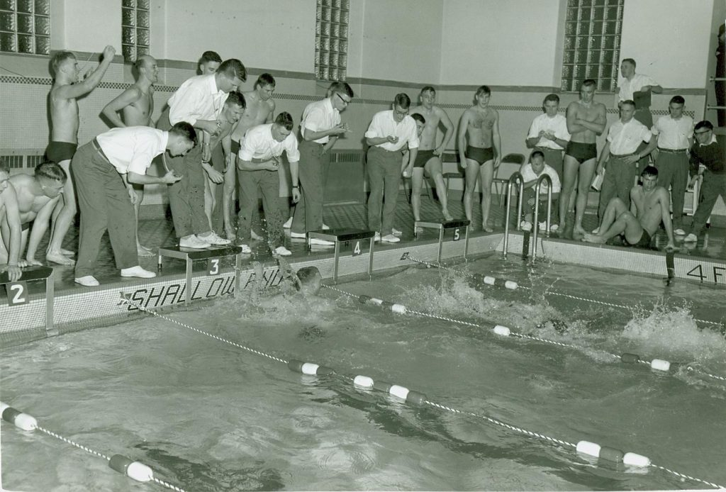 RMC-Cadet-Swim-Meet-1964a