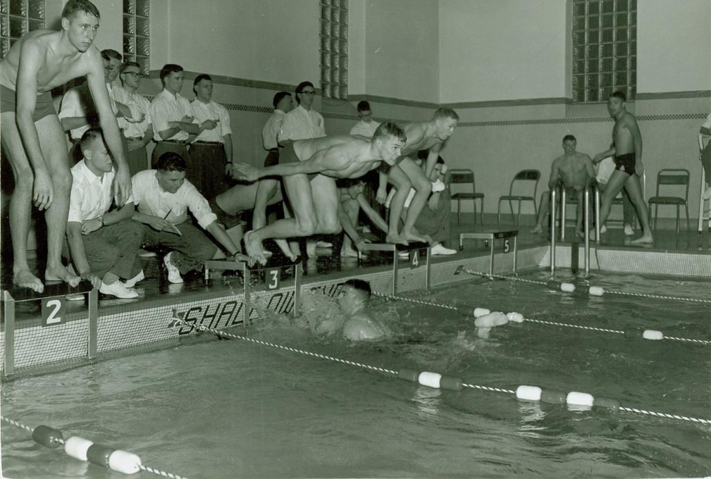 RMC-Cadet-Swim-Meet-1964b