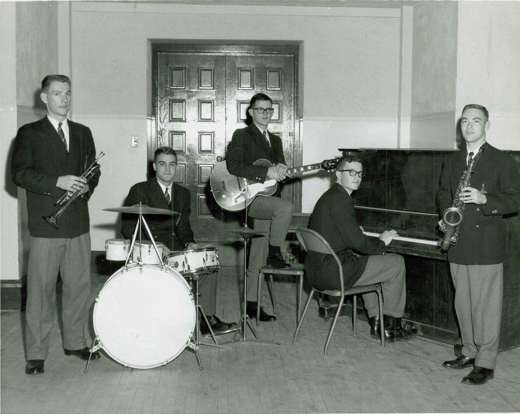 Band-2-1963-64-sm