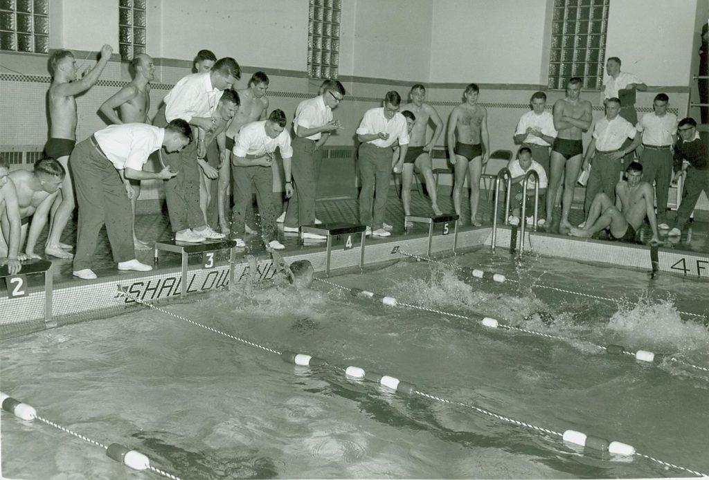 RMC-Cadet-Swim-Meet-1964a