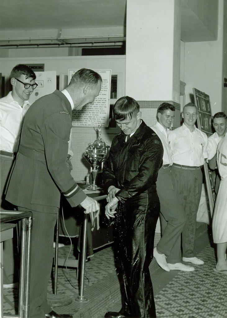 RMC-Cadet-Swim-Meet-1964c