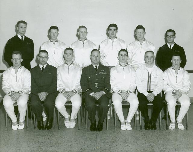 RMC-Gymnastics-Team-1963-64-sm