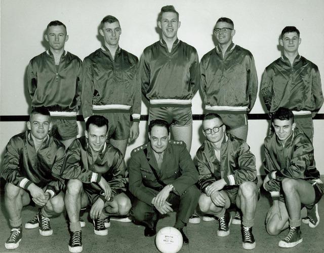 RMC-Volleyball-Team-1963-64-sm